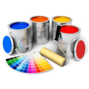 Фарби та декоративні штукатурки